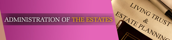Administration-of-the-estat