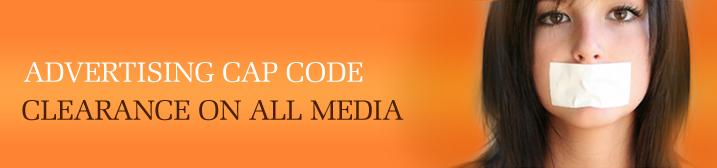 Advertising-CAP-code