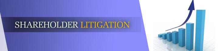 Shareholder-litigation