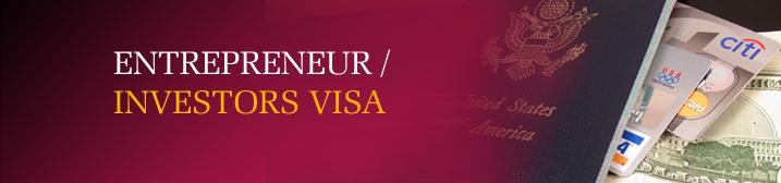 Entrepreneur-Investors-visa
